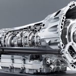 2019 Mercedes C63 AMG Transmission