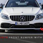2019 Mercedes-Benz C63 AMG Bumper
