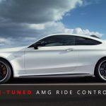 2019 Mercedes-Benz C63 AMG Ride Control