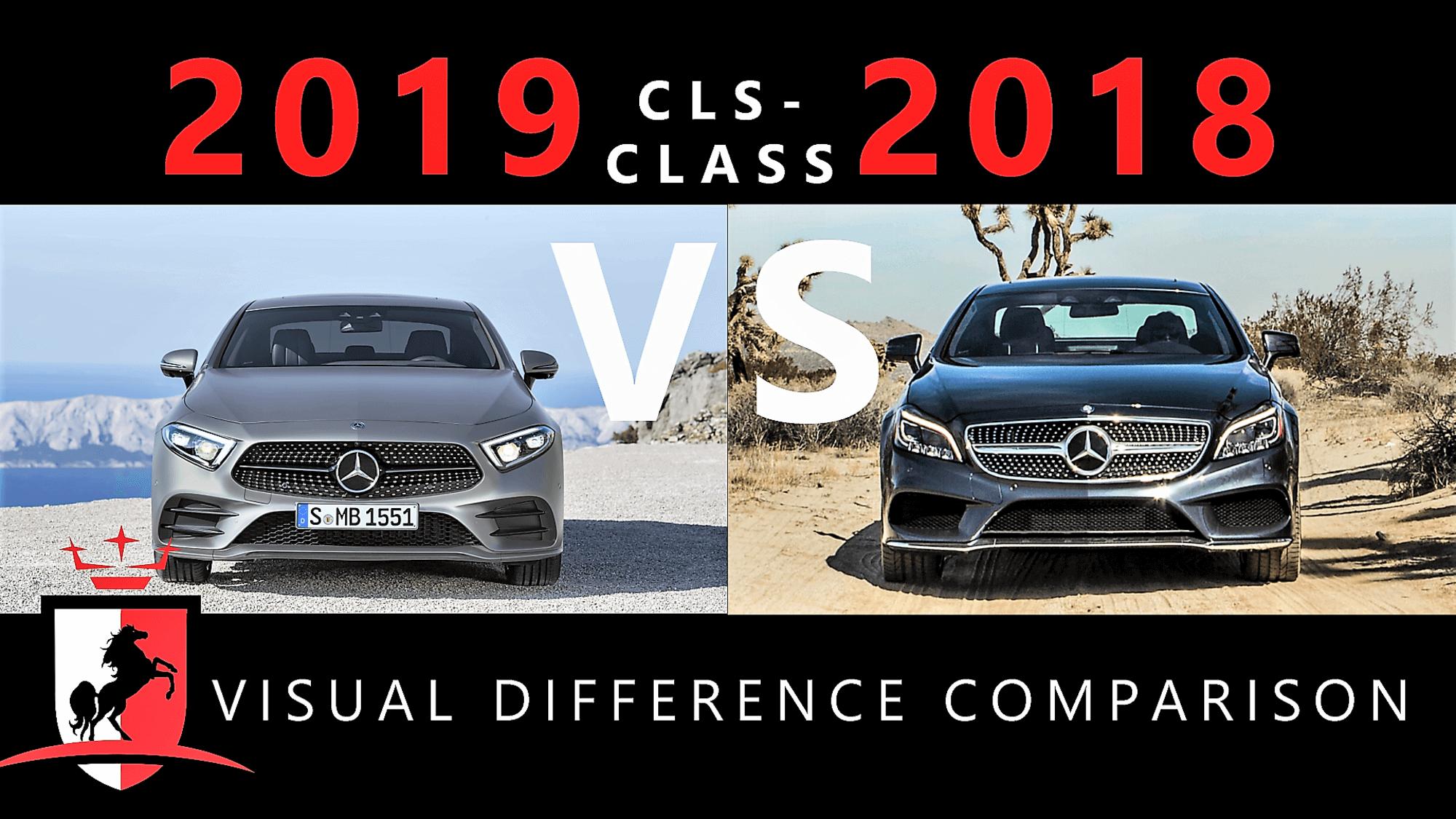 2019 Mercedes CLS-Class