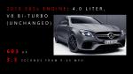 2019 E-Class E63s AMG