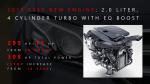 2019 E-Class Engine