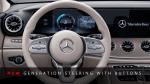 2019 E-Class New Steering Wheel