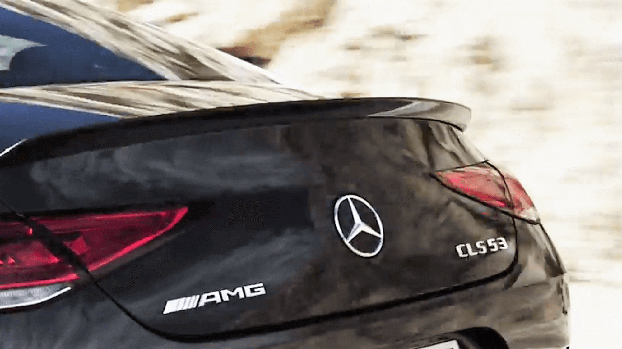 2019 Mercedes CLS53 AMG