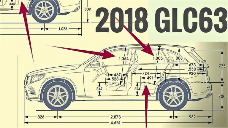 2019 GLC63 AMG SUV and SUV