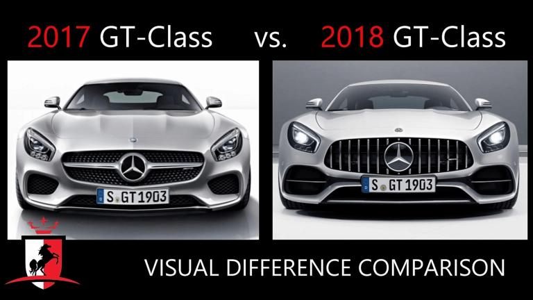 Mercedes AMG GT-Class