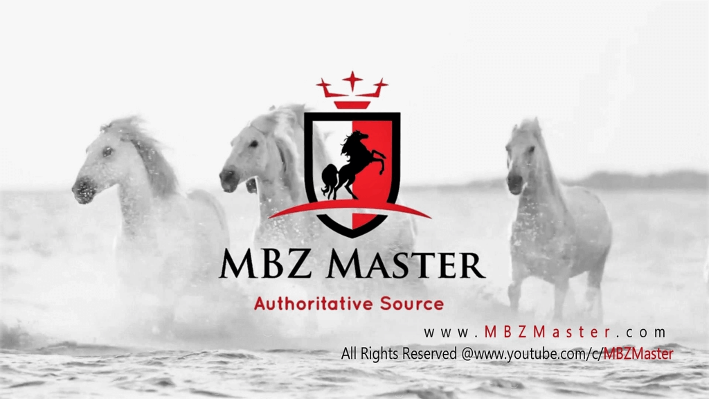 MBZ Master Official Trailer