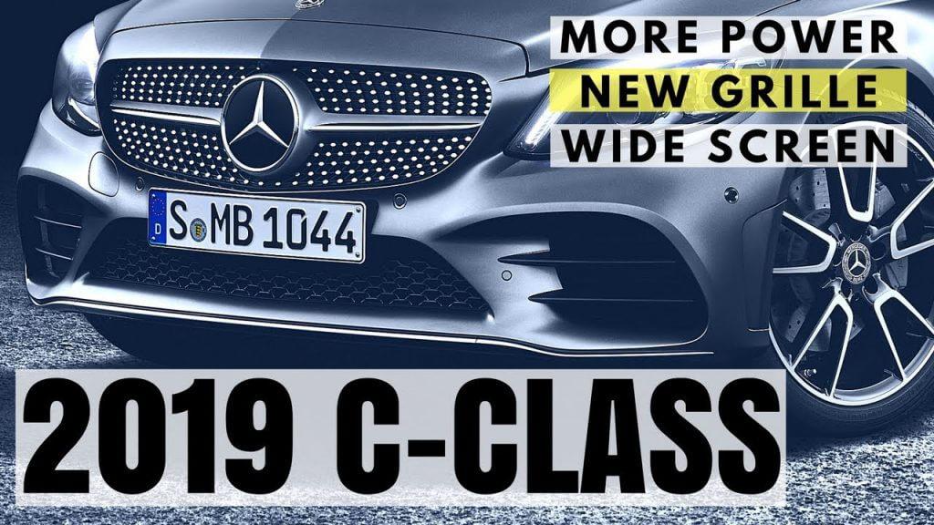 2019 Mercedes Benz C Class