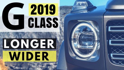 2019 Mercedes G-Class