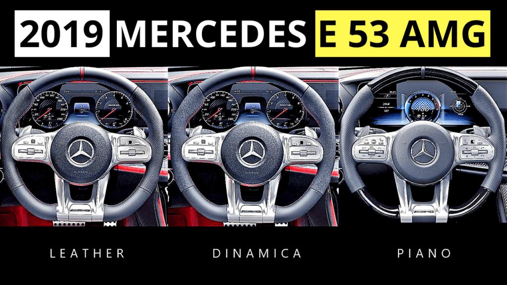 2019 Mercedes E53 AMG Review