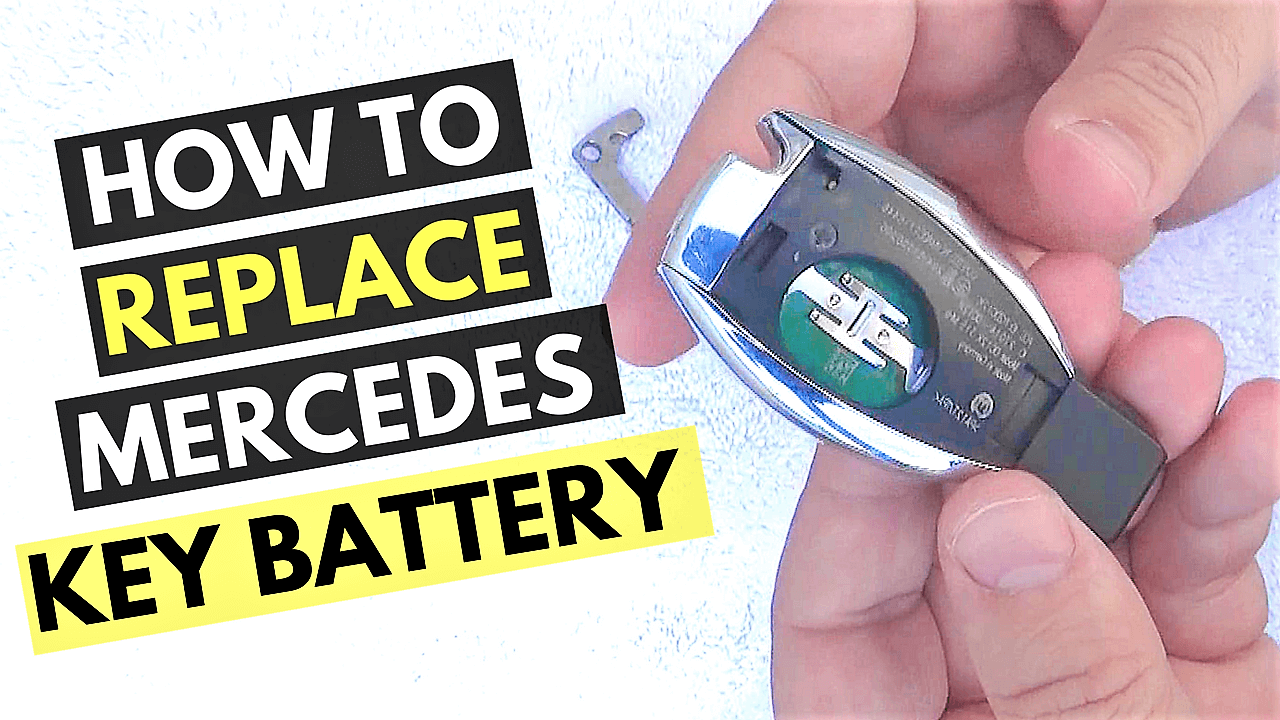 Mercedes Key Battery Change >> Video Manual Mbz Master