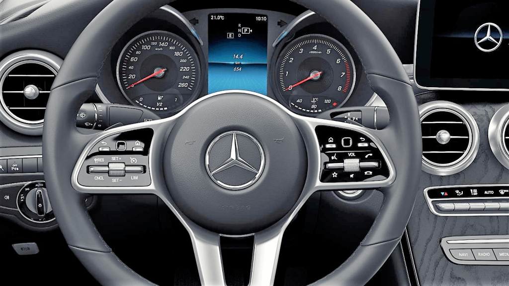 Mercedes Enhanced Voice Control
