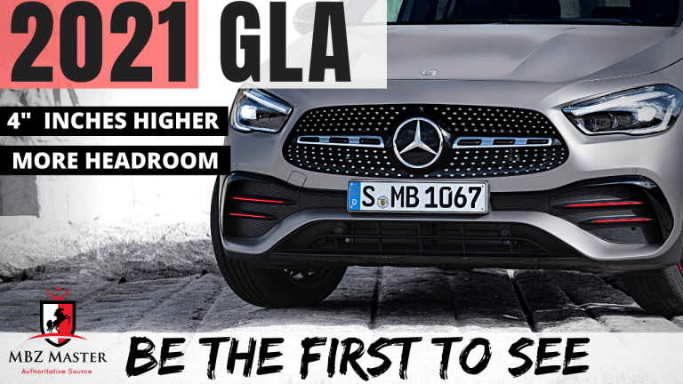 2021 Mercedes GLA Class