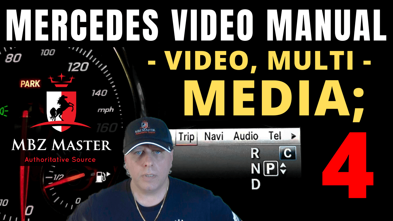 Mercedes Multimedia