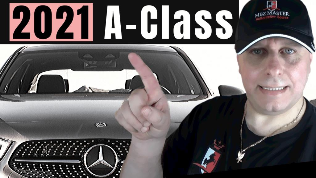 2021 A-Class
