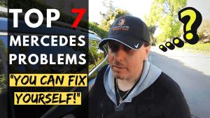 Top Mercedes Problems