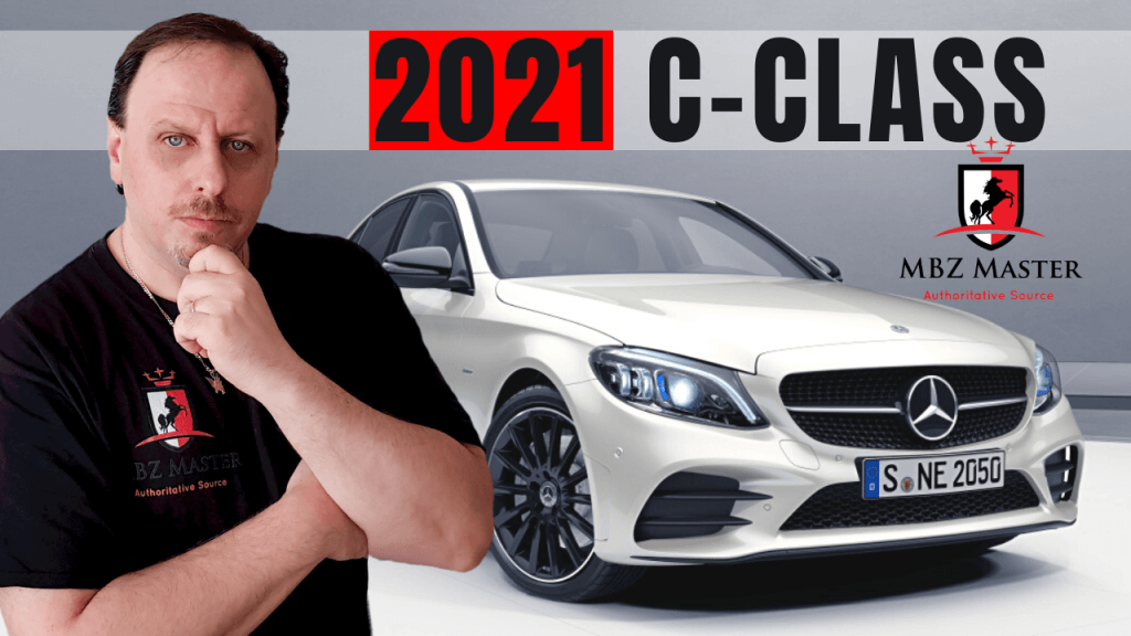 2021 C-Class