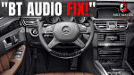 Mercedes Bluetooth Audio