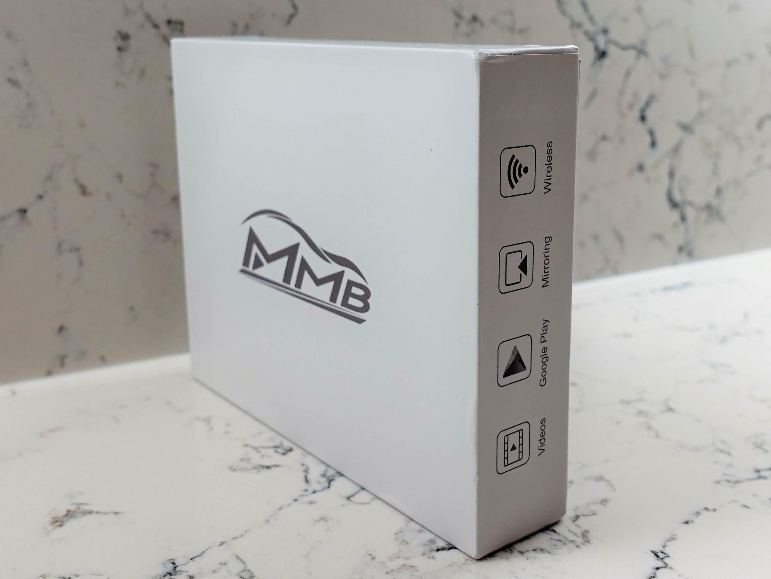 Multimedia Box Side