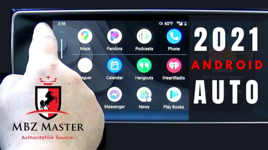 2021 ANDROID AUTO