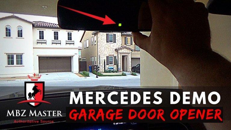 GARAGE DOOR DEMO