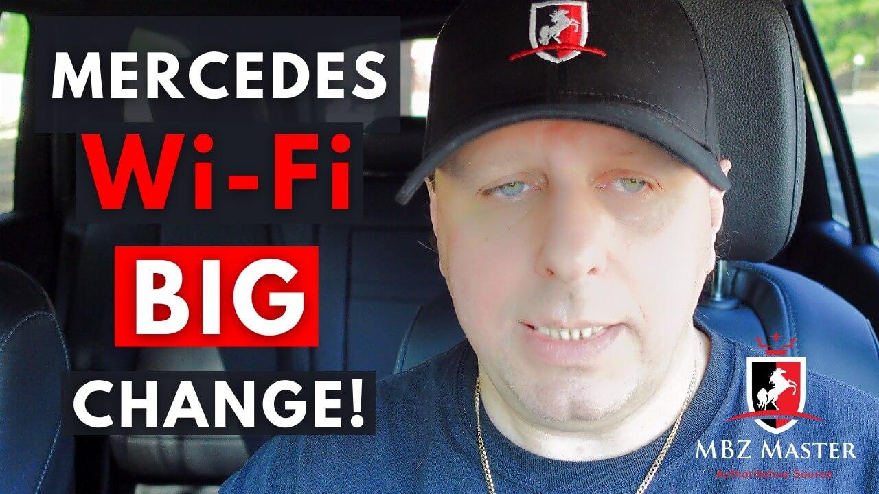 Mercedes-Wi-Fi
