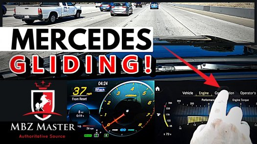 Mercedes-gliding