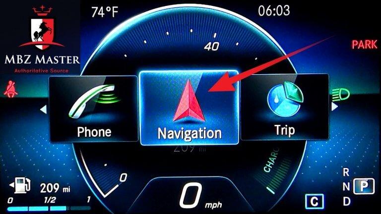 Missing-Navigation