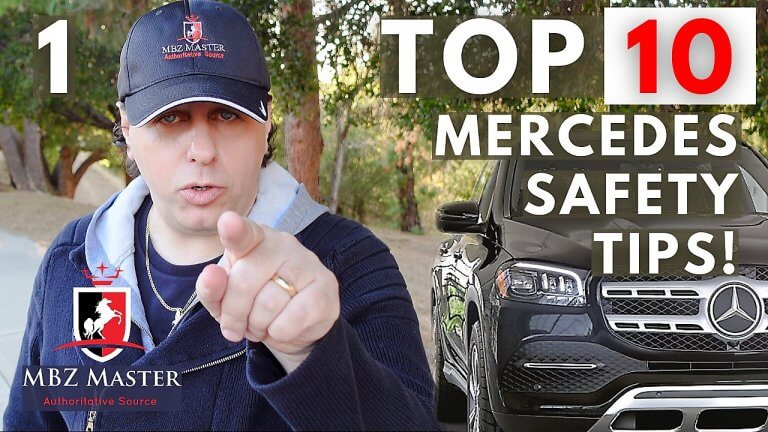 TOP 10 MERCEDES SAFETY thumb