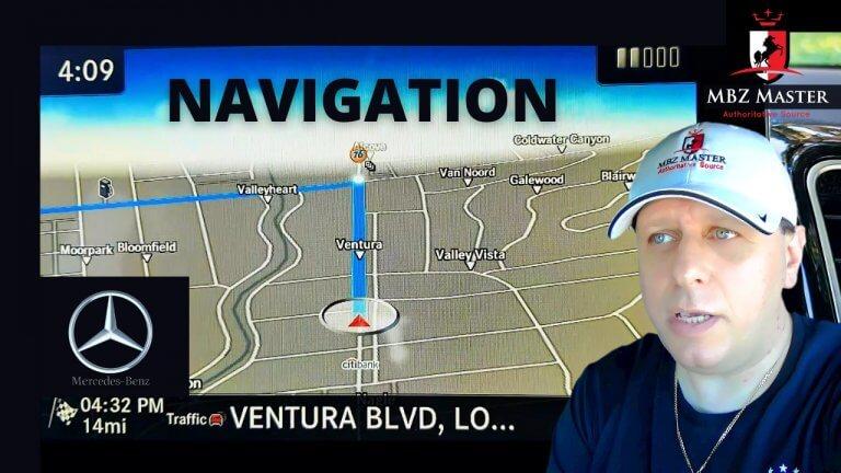mercedes-navigation